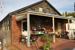 Book Cafe Near Lake Daylesford